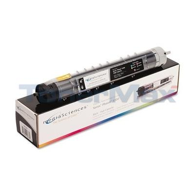 MEDIA SCIENCE TONER CARTRIDGE BLACK HY FOR XEROX PHASER 6300 